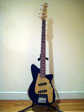 Reverend Rumblefish Bass