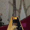 1983 Gibson Flying V Reissue in Korina Wood