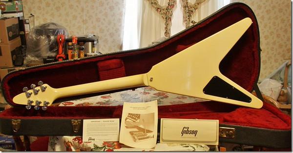 1984 Gibson Designer Series Flying V