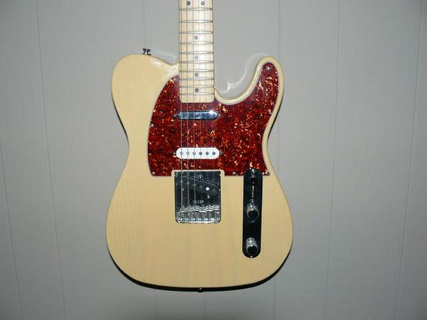 2006 Fender Nashville Tele Deluxe