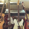 Guitars and Amps!