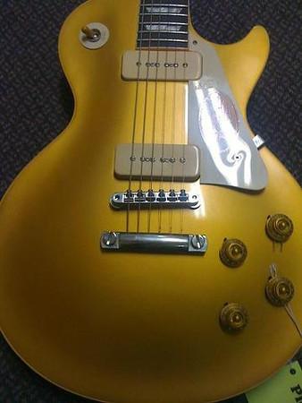 Gibson Les Paul Goldtop Reissue
