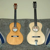 Fraulini Angelica and Del'Arte Leadbelly 12-String
