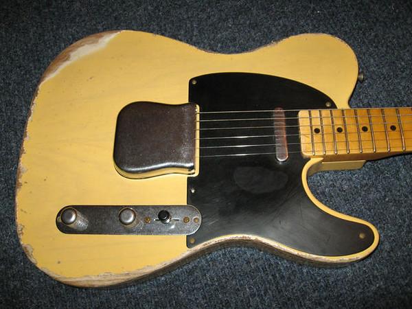 2008 Fender Custom Shop 52 Custom Telecaster