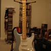 User built Stratocaster
