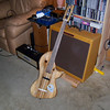 Steve Wishnevsky Wishbass and Fender '59 Bassman LTD Reissue