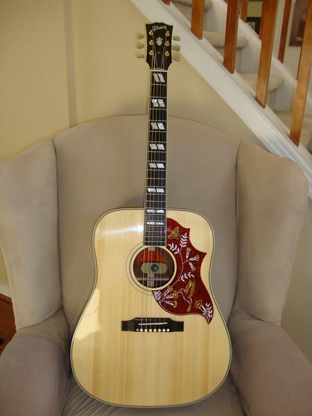 Gibson Custom Shop Hummingbird
