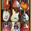 Nine Guitars for Gigging