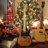 Epiphone Les Paul Special P90 and Squire Telecaster