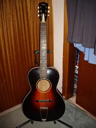 1934 Gibson L-50