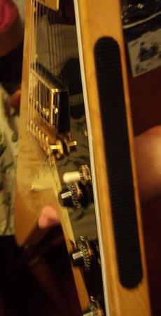 1983 Gibson Flying V Reissue in Korina Wood