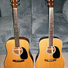 2002 Martin D18 and 2005 Martin D35