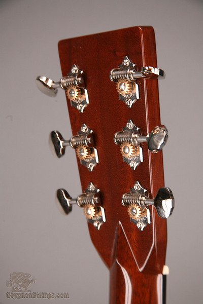 Waverly tuning machines.