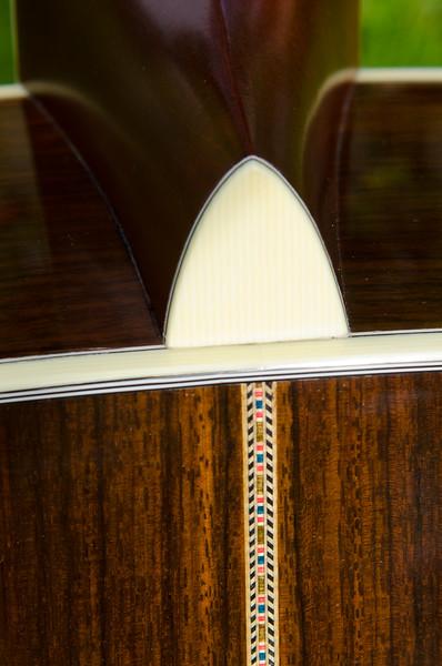 Ivoroid bindings and pentacolor backstrip