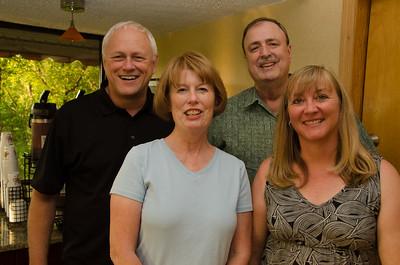 Michael, David, Jeanne, Amy.