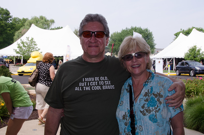 Greg Kendig and Leanne Spurlin, a/k/a Autumn Brew