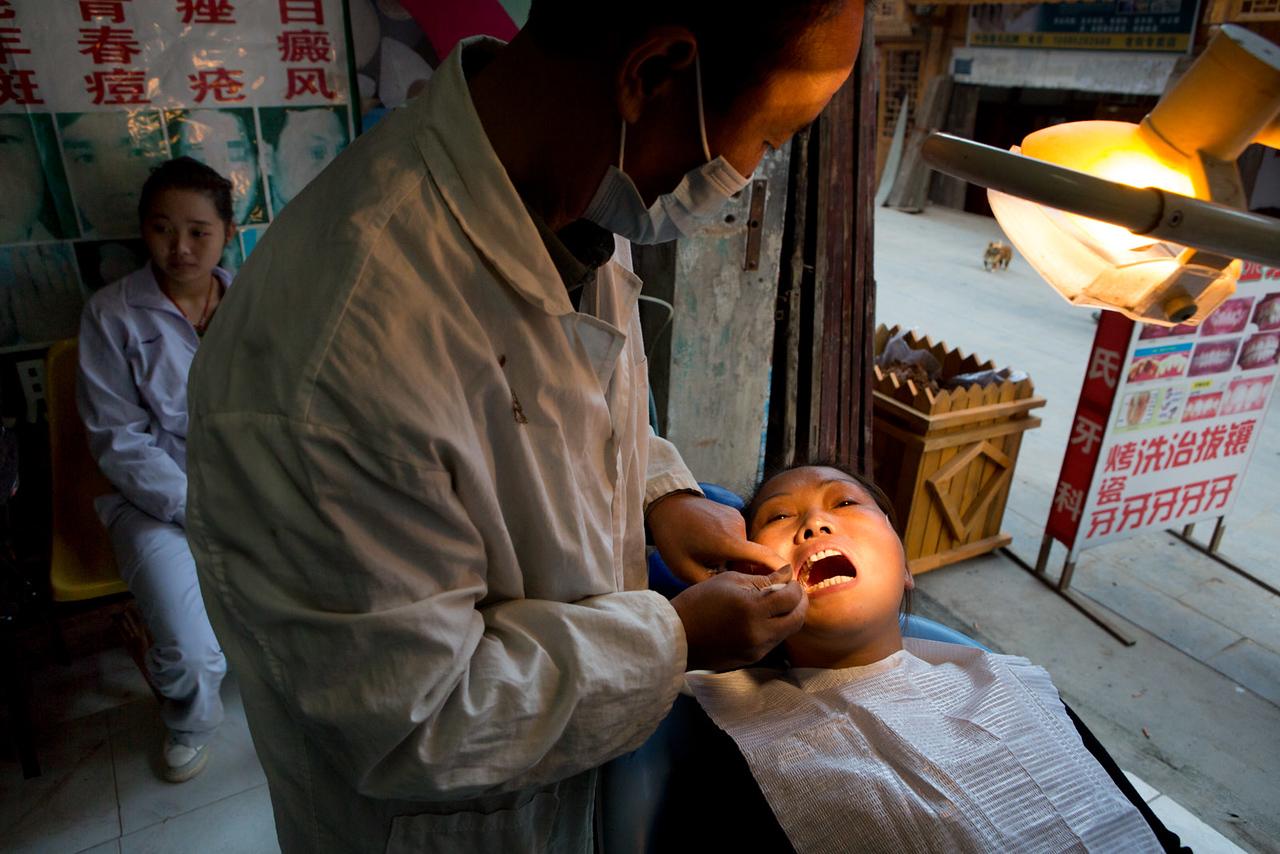 Dentist. Kaili.