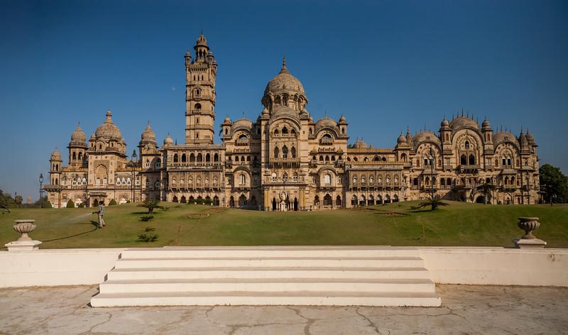 Lukshmi Vilas Palace, Vadodara, India