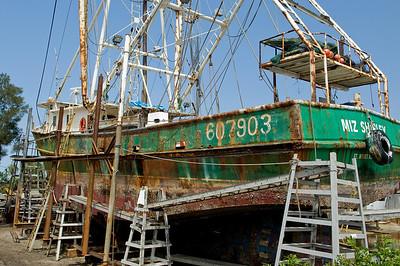 Anclote Boatyard 016