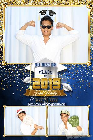 Gulf Breeze High School Graduation Party 5-25-2019