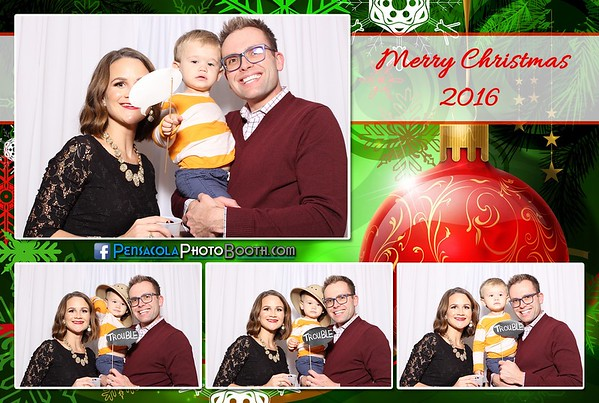 Gulf Coast Plastic Surgery Christmas Party 12-16-2016