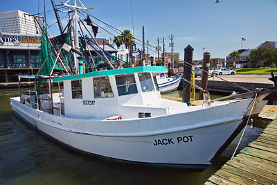 The Jack Pot at 20th Street Pier