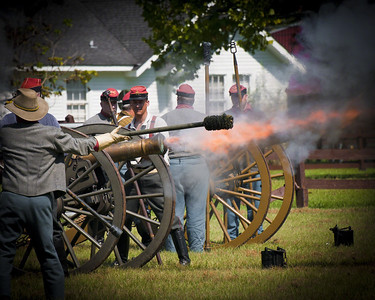 Ponchatoula Civil War Re-enactment