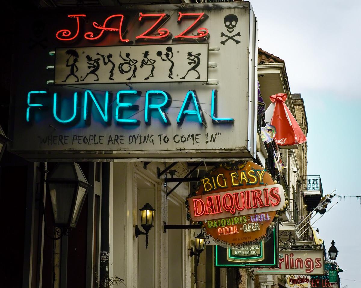 Bourbon Street Bars
