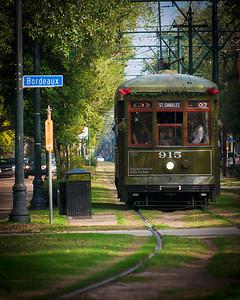 Streetcar at Bordeaux