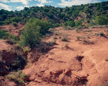 Palo Duro Ravine