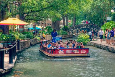 Vibrant San Antonio