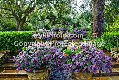 GulfCoast020-Bellingrath fountain