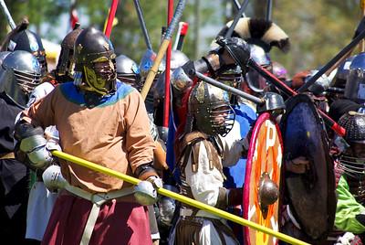 Town Battle Alinon & Valdy