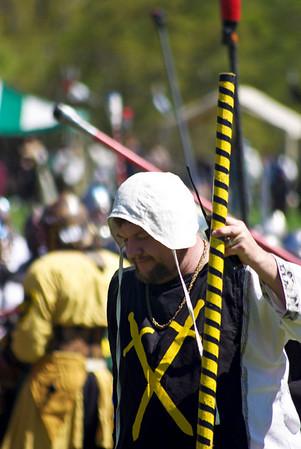 Town Battle  Duke Padruig