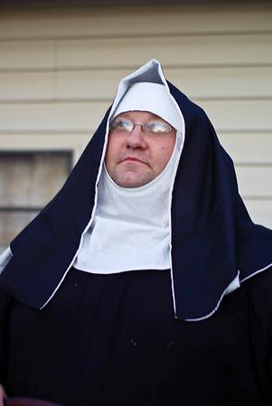 Morgan the nun?