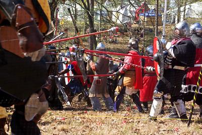 Ravine Battle