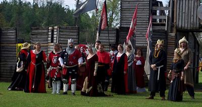 Gleann Abhann and Meridian Royals