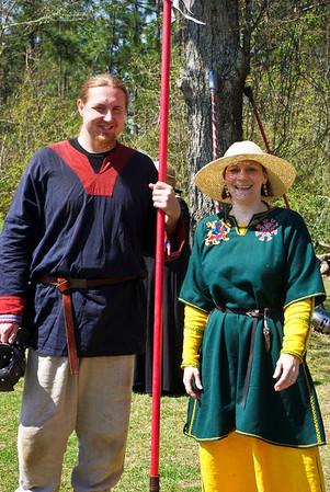 John the Tall and Finna