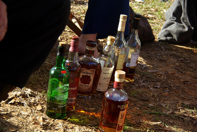 whisky tatsing