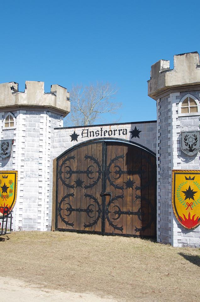 Ansteorra camp