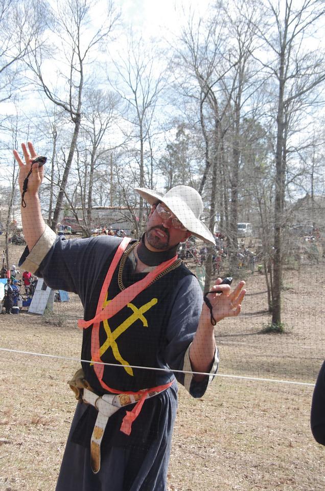Ravine Battle Sir Ellezar timekeeper extraordinaire