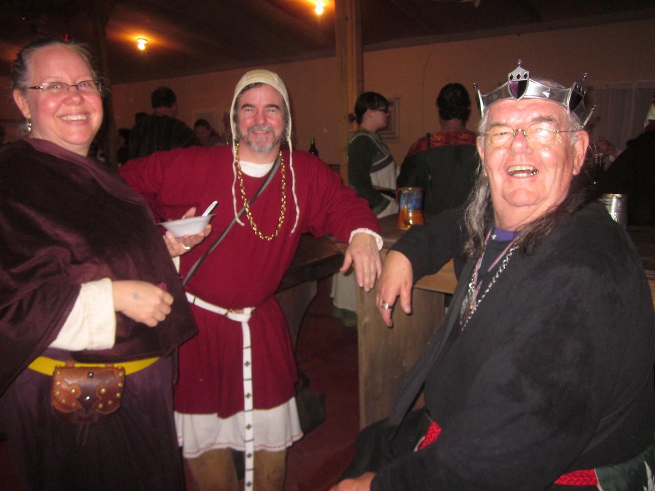 Melissant, Grim, & Nigel