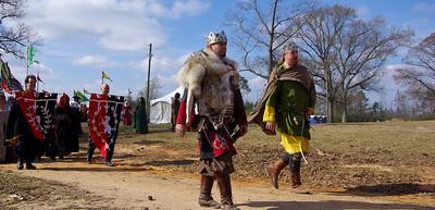 King William & Prince Jon