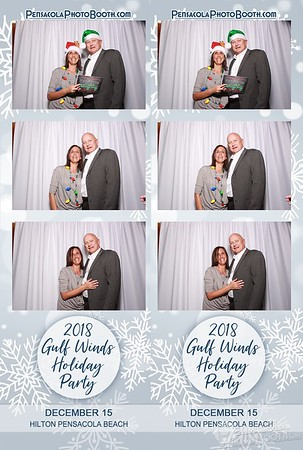 Gulf Winds Holiday Party 12-15-2018