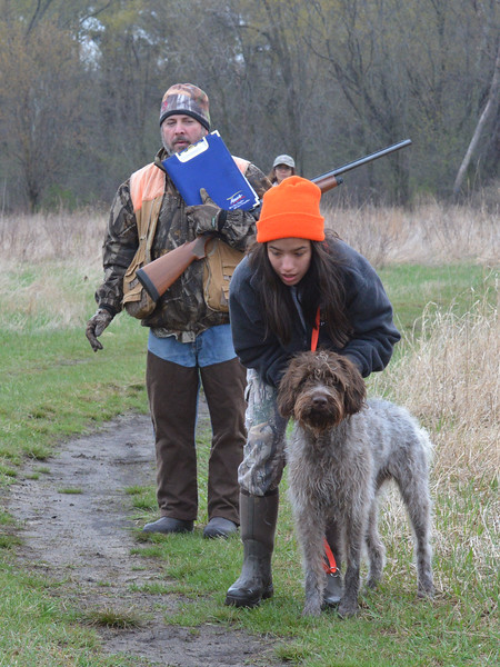 Jena od Tyrse		NAT Handler: Emily Ramos Begin field portion of Natural ability test