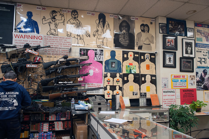 Los Angeles Gun Club