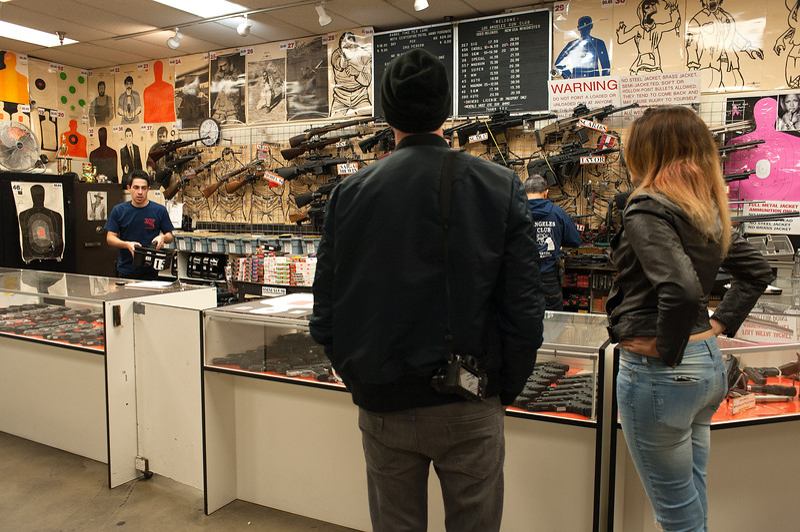 Los Angeles Gun Club