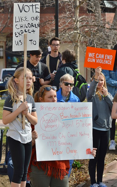Boulder High gun protest (48)