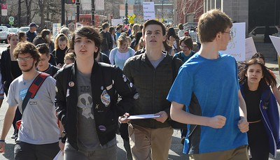 Boulder High gun protest (15)