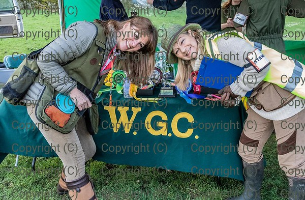 DVWGC Spaniel Test Chatsworth 24 March 2019